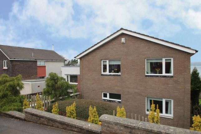 4 bed detached house for sale in Duthie Road, Gourock, Inverclyde