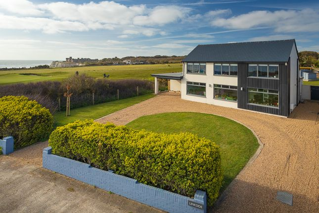 Thumbnail Detached house for sale in Marine Drive, Broadstairs