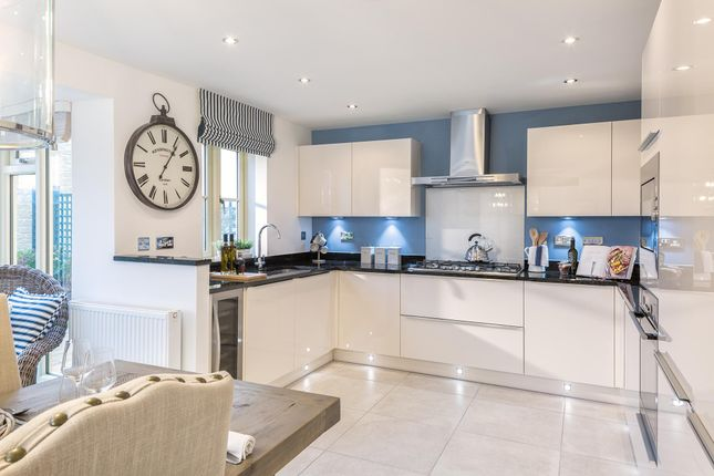"""Thumbnail Detached house for sale in """"Holden"""" at Monkerton Drive, Pinhoe, Exeter"""