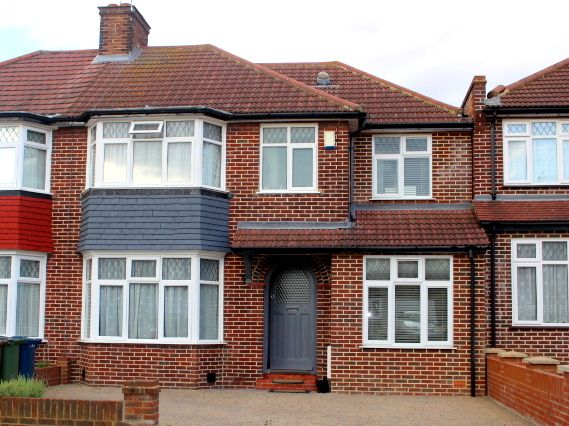 Thumbnail Semi-detached house for sale in Peareswood Gardens, Stanmore