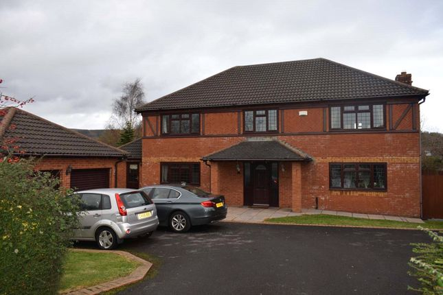 Thumbnail Detached house for sale in Eglwys Nunydd, Off Water Street, Margam, Port Talbot