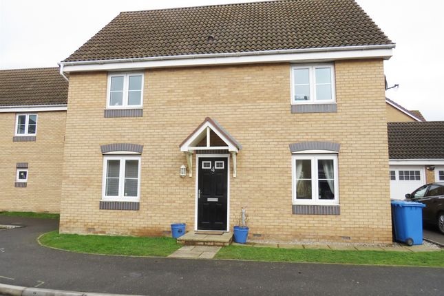 Thumbnail Detached house for sale in Ocean Court, Derby