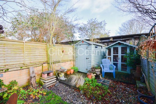 Rear Garden of Reform Street, Crowland, Peterborough PE6