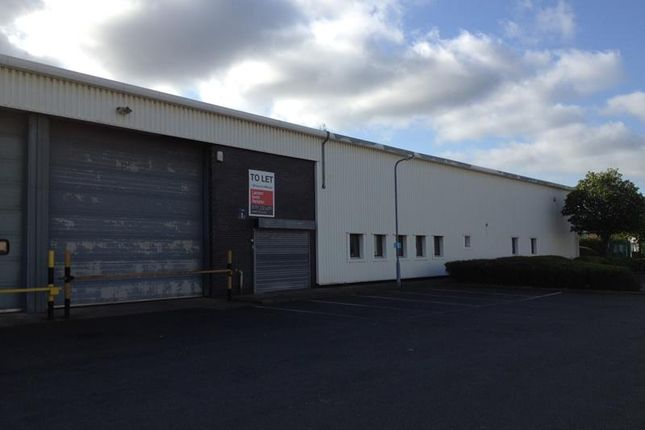 Thumbnail Warehouse to let in Trident Business Centre, Startforth Road, Riverside Park Industrial Estate, Middlesbrough