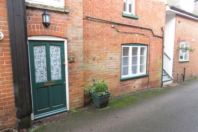 Thumbnail Flat for sale in Bridge Street, Fordingbridge