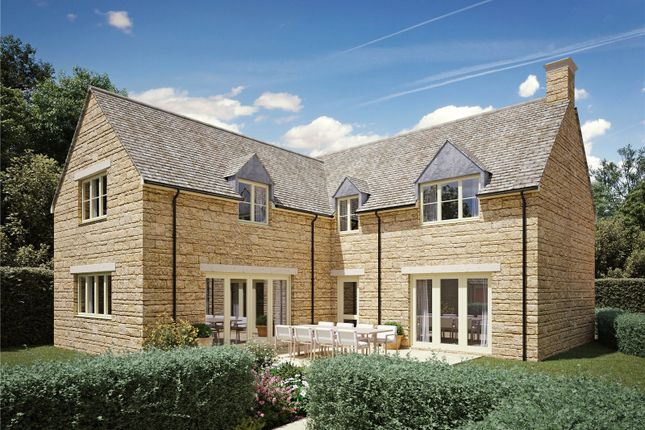 Thumbnail Detached house for sale in Cerney Wick, Cirencester