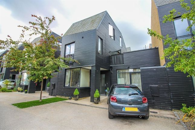 Thumbnail Detached house for sale in Moss Lane, Newhall, Harlow, Essex