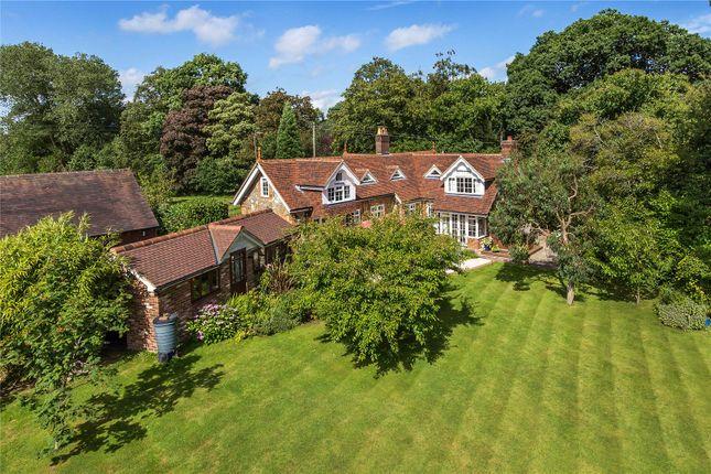 Thumbnail Detached house for sale in Eridge Road, Groombridge, Tunbridge Wells, East Sussex