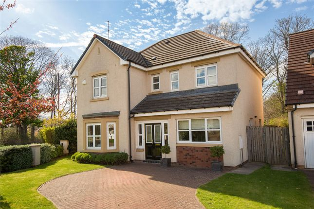Thumbnail Detached house for sale in Kellie Place, Dunbar, East Lothian