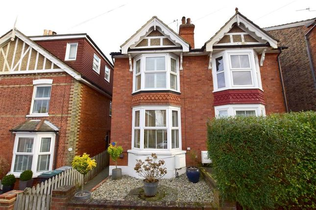 Thumbnail Semi-detached house for sale in Judd Road, Tonbridge, Kent