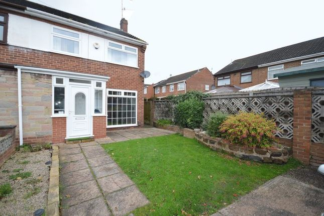Thumbnail Semi-detached house to rent in Clincton View, Widnes