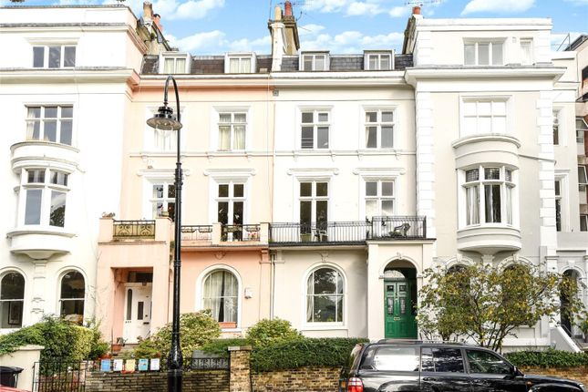 Thumbnail Terraced house for sale in Regents Park Road, London