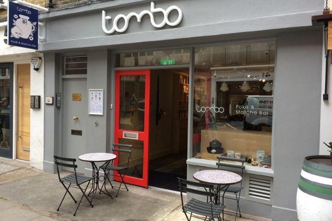 Thumbnail Retail premises to let in 4 Windmill Street, Fitzrovia, London