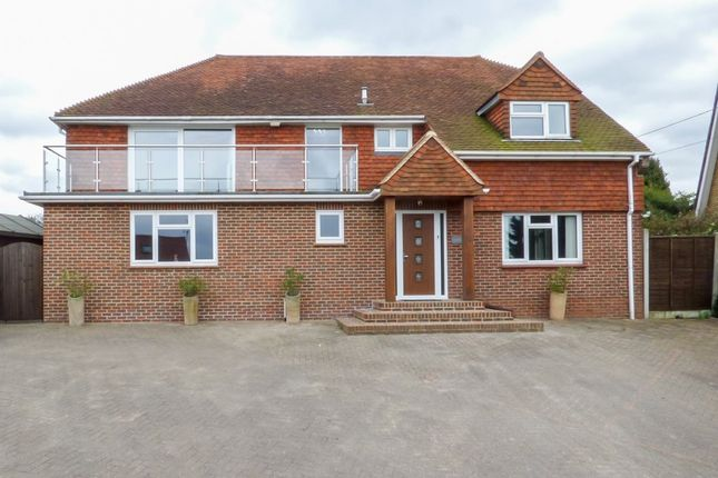Thumbnail Detached house for sale in Elm Close, Higham, Rochester