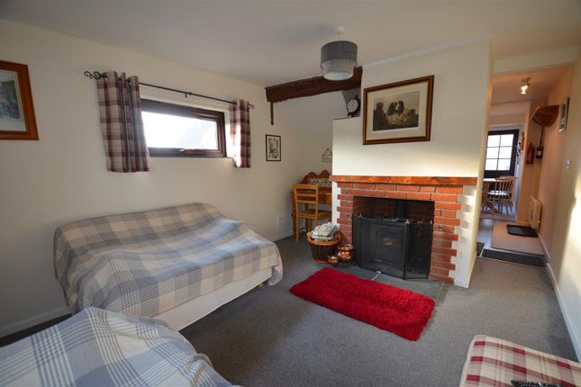 Living Room of The Street, Norton Subcourse, Norwich NR14