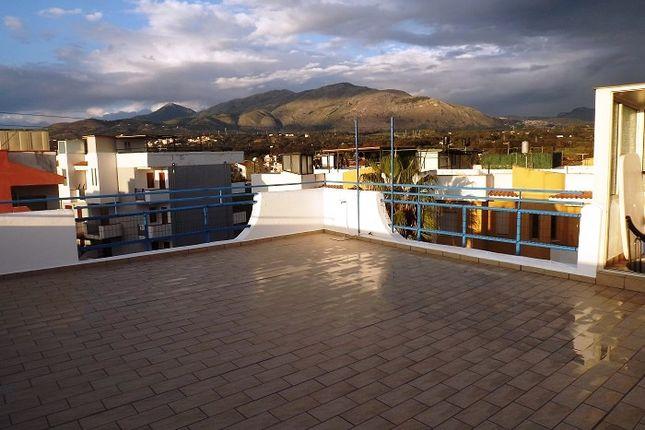Roof Terrace of Via Campo Volo, Scalea, Italy