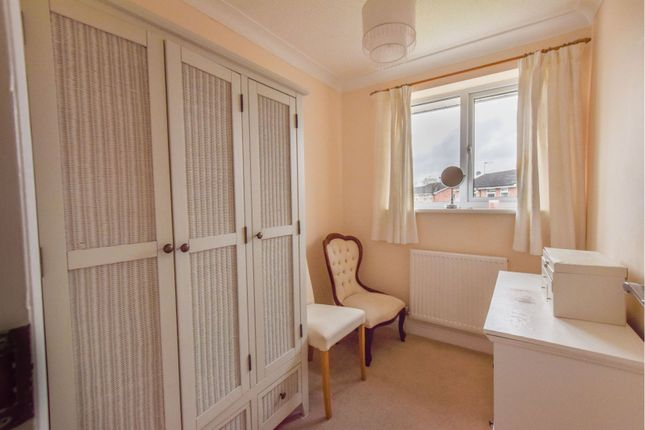 Bedroom Three of Burrington Drive, Trentham, Stoke-On-Trent ST4
