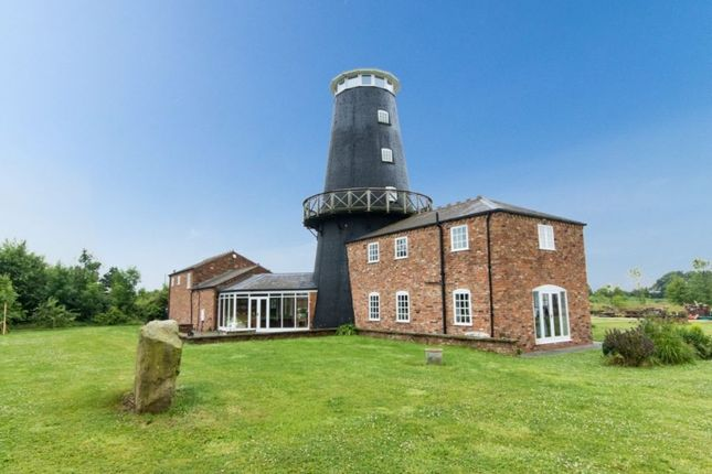 Detached house for sale in The Black Mill Sleaford Road, Brant Broughton, Lincoln
