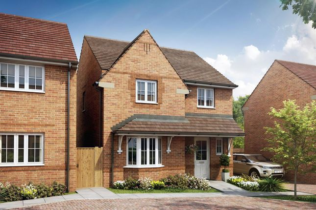 "Thumbnail Detached house for sale in ""Colchester"" at Robell Way, Storrington, Pulborough"