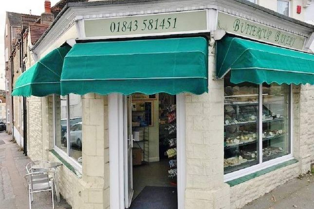 Thumbnail Retail premises for sale in 58 Belmont Road, Ramsgate