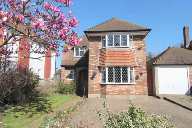 Thumbnail Detached house for sale in Harcourt Road, Wallington