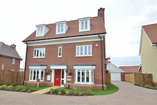 Thumbnail Detached house for sale in Beaumont Place, Great Dunmow