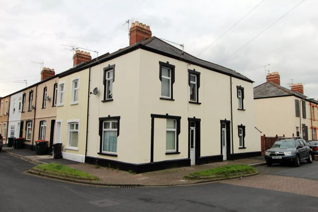 Thumbnail Flat for sale in Slade Street, Newport