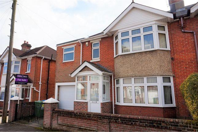 Thumbnail Semi-detached house for sale in Wilton Gardens, Southampton