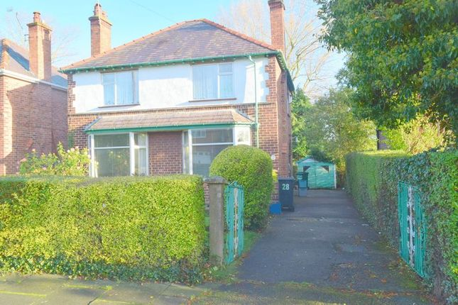 Thumbnail Detached house for sale in South Way, Blacon, Chester