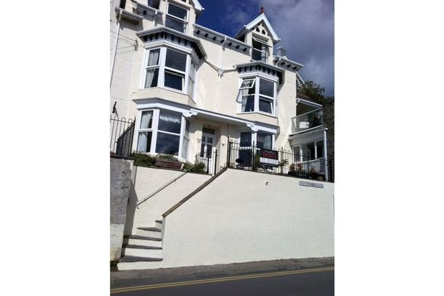 Front of Sea View Terrace, Aberdovey LL35