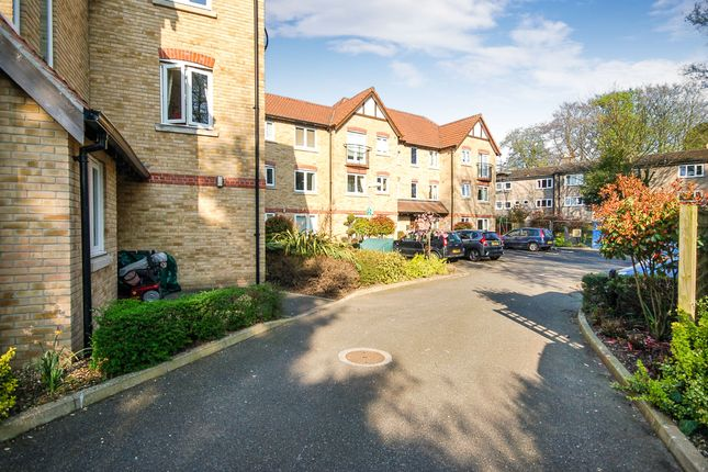 Thumbnail Flat for sale in Hanbury Court, Thetford, Norfolk