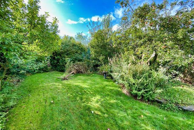 Rear Garden of Upper Wortley Road, Scholes, Rotherham S61