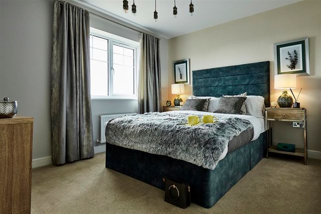 """3 bed detached house for sale in """"The Byford Detached - Plot 110"""" at Loxley Road, Stratford-Upon-Avon CV37"""