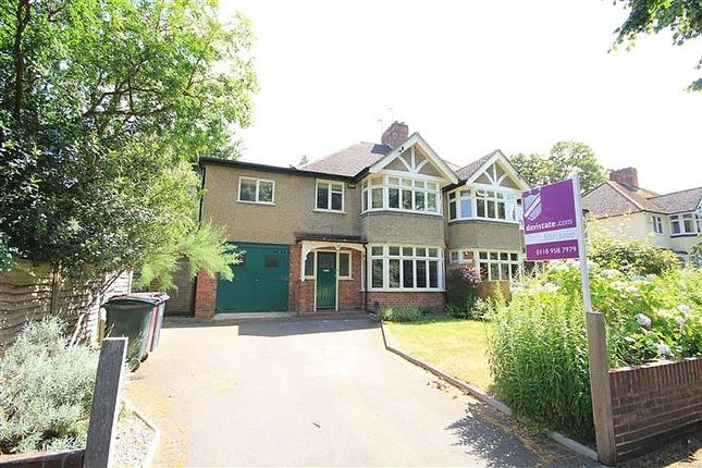 Thumbnail Semi-detached house for sale in Addington Road, Reading