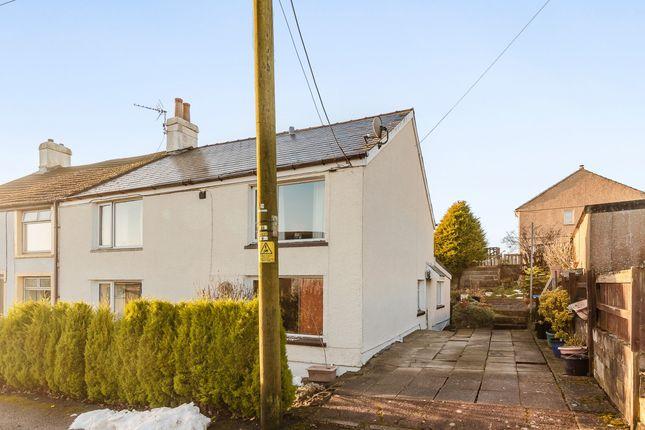 Thumbnail Semi-detached house for sale in Fitzroy Street, Ebbw Vale, Blaenau Gwent