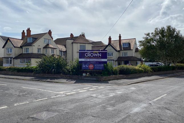 Thumbnail Hotel/guest house for sale in Drummond Road, Skegness