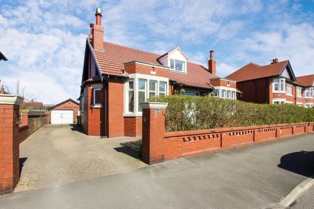 Thumbnail Bungalow for sale in St. Davids Road North, Lytham St Annes, Lancashire, England