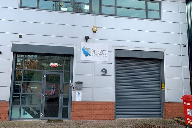 Thumbnail Industrial to let in Devonshire Business Park, Chester Road, Borehamwood