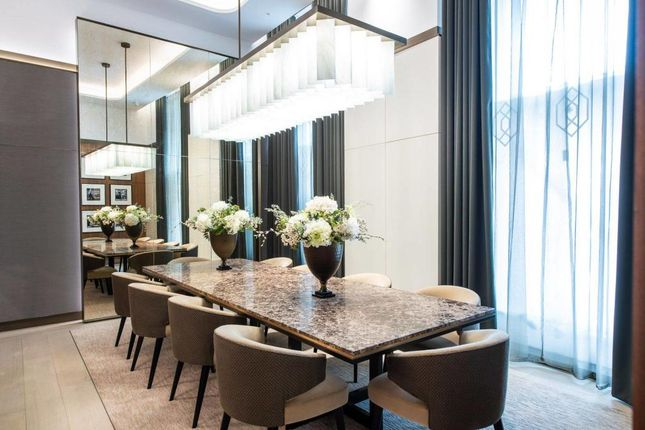 3 bed flat for sale in Westmark Tower, West End Gate, Marylebone, London W2