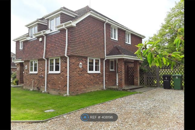 Thumbnail Semi-detached house to rent in Kingsnorth Cottages, Ulcombe, Maidstone