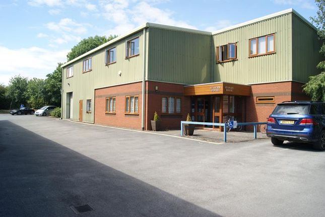 Thumbnail Office to let in First Floor Offices At Stanley House, Cheddar Business Park, Wedmore Road, Cheddar, Somerset