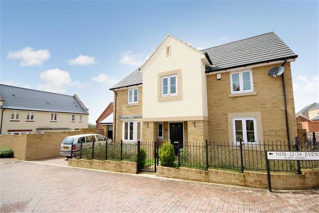 Thumbnail Detached house for sale in Slade Street, Manor Brook, Swindon, Wiltshire