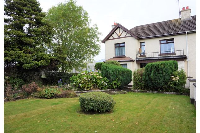 Thumbnail Semi-detached house for sale in Garryduff Road, Ballymoney
