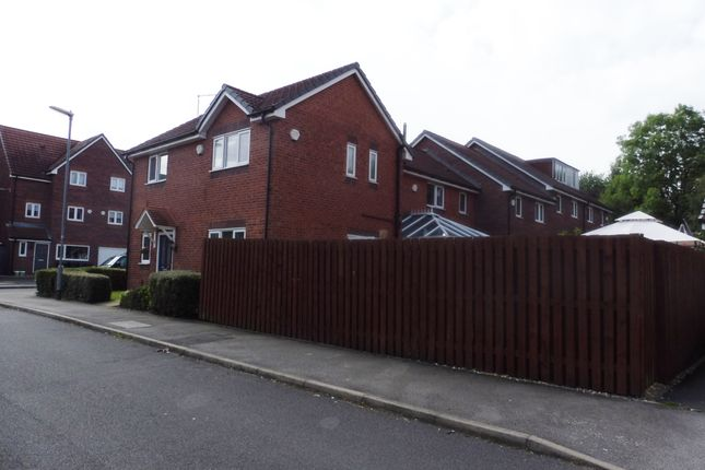 Rear View of Haverhill Grove, Wombwell S73