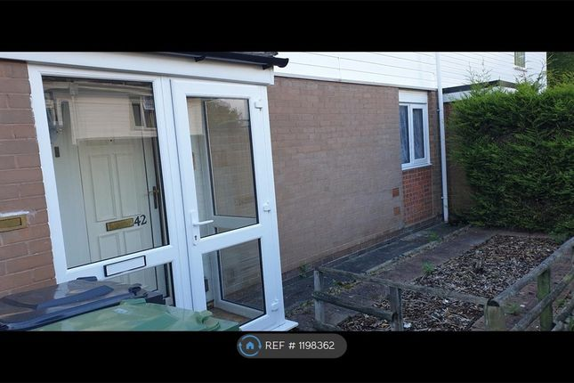 3 bed terraced house to rent in Aldington Close, Redditch B98