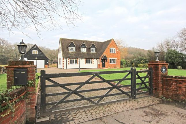 4 bed detached house for sale in Twiggs Lane, Marchwood, Southampton