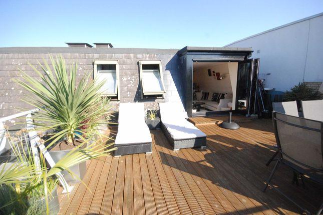 Thumbnail 2 bed flat to rent in Pilgrim House, Evron Place, Hertford