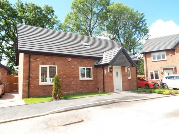 Thumbnail Bungalow for sale in Old Orchard Place, School Lane, Moss Side, Leyland