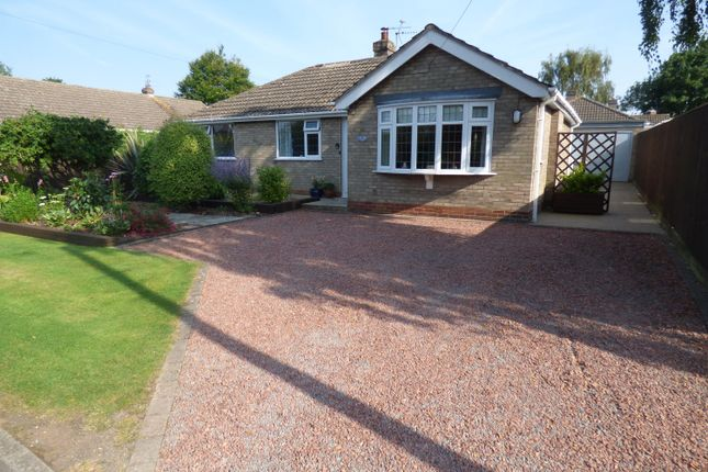 Thumbnail Bungalow for sale in Mumby Close, North Thoresby, Grimsby