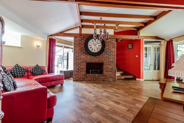Thumbnail Detached house for sale in Pottery Lane, Halstead, Essex